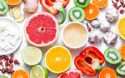 Supporting your immune system with nutrition